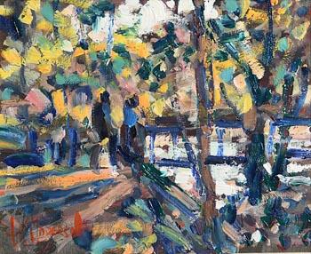 Arthur K. Maderson, Glenshelane near Cappaquinn at Morgan O'Driscoll Art Auctions
