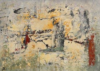 John Kingerlee, Landscape and Figures (2019) at Morgan O'Driscoll Art Auctions