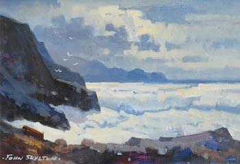 John Skelton, Kerry Coastline at Morgan O'Driscoll Art Auctions