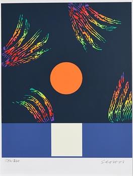 Patrick Scott, Untitled (2006) at Morgan O'Driscoll Art Auctions