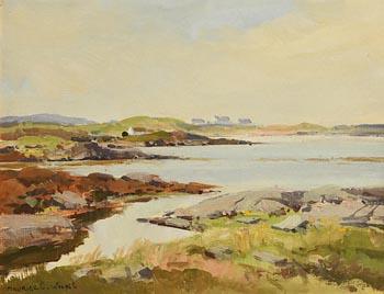 Maurice Canning Wilks, Near Ballyconneely, Connemara at Morgan O'Driscoll Art Auctions