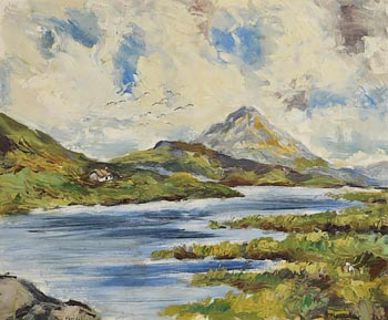 Gladys MacCabe, Errigal, Co. Donegal at Morgan O'Driscoll Art Auctions