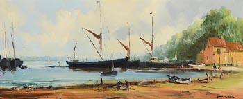 Kenneth Webb, Inniswarren at Morgan O'Driscoll Art Auctions