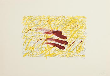 Antoni Tapies, Als Mestres de Catalunya (1974) at Morgan O'Driscoll Art Auctions