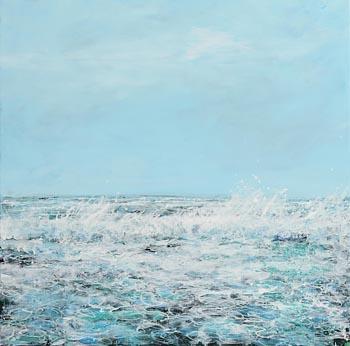 Jo Ashby, Tide Battling the Winds I at Morgan O'Driscoll Art Auctions