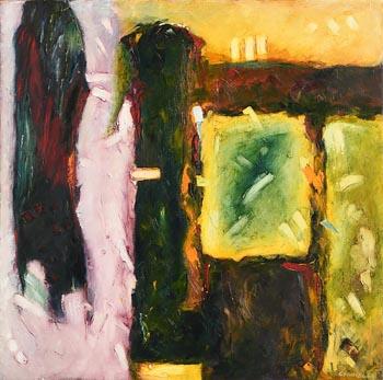 Michael Gemmell, Island Field at Morgan O'Driscoll Art Auctions