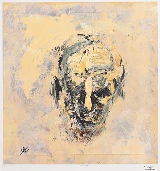 John Kingerlee, Head (2017) at Morgan O'Driscoll Art Auctions