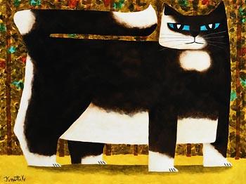 Graham Knuttel, Big Tom at Morgan O'Driscoll Art Auctions