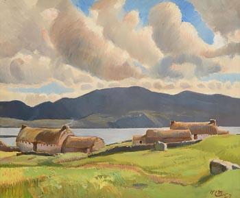 Kathleen Isabella Mackie, Dawros, Co. Donegal (1927) at Morgan O'Driscoll Art Auctions