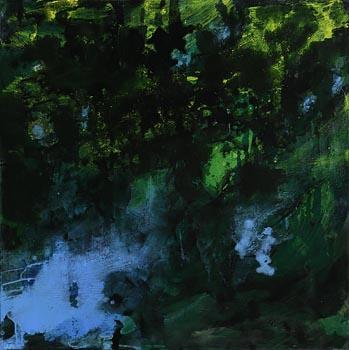 Janet Cruise Halpin, Velvet Wood (2018) at Morgan O'Driscoll Art Auctions