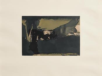 Hughie O'Donoghue, The Round Lake II (1991/93) at Morgan O'Driscoll Art Auctions