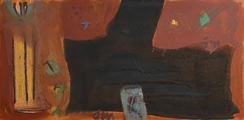 Tony O'Malley, A Silence (1991) at Morgan O'Driscoll Art Auctions