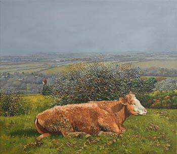 Martin Gale, High Field (2012) at Morgan O'Driscoll Art Auctions
