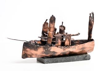 William Robinson, Wreck of the Hannah at Morgan O'Driscoll Art Auctions