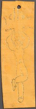 Pauline Bewick, Yellow Man at Morgan O'Driscoll Art Auctions