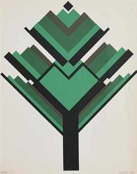 Patrick Scott, Untitled (1978) at Morgan O'Driscoll Art Auctions