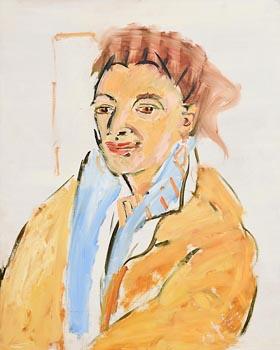 Elizabeth Cope, Portrait of a Lady (2007) at Morgan O'Driscoll Art Auctions