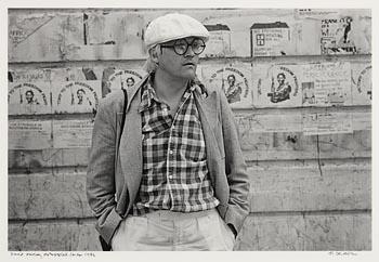John Minihan, David Hockey, London (1976) at Morgan O'Driscoll Art Auctions