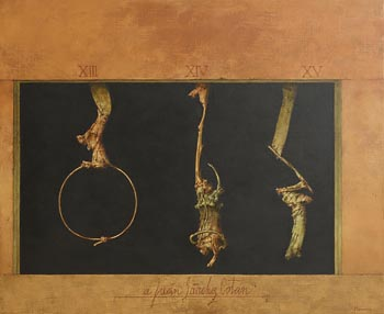 Jose Hernandez, Las Horas Colgadas IV at Morgan O'Driscoll Art Auctions