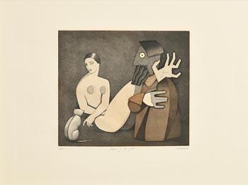 Cordoba, Susanna and Ili Gato (2004) at Morgan O'Driscoll Art Auctions