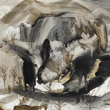 Padraig MacMiadhachain, Tullymore Park III at Morgan O'Driscoll Art Auctions