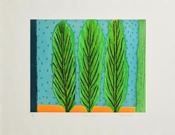 William Crozier, Verona Garden (2007) at Morgan O'Driscoll Art Auctions