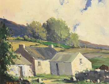 George K. Gillespie, The Homestead at Morgan O'Driscoll Art Auctions