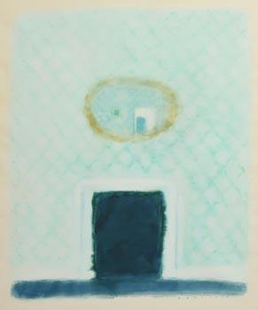 Neil Shawcross, Interior at Morgan O'Driscoll Art Auctions