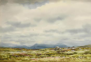 Frank Egginton, Near Brinlack, Co. Donegal (1980) at Morgan O'Driscoll Art Auctions