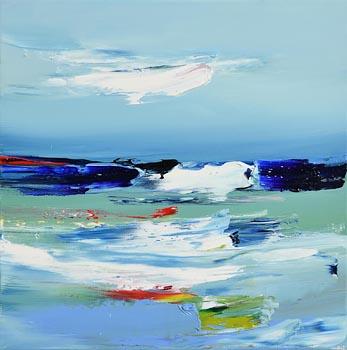 Majella O'Neill Collins, Schull Harbour (2015) at Morgan O'Driscoll Art Auctions