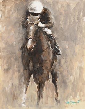 John Fitzgerald, A Long Way Clear at Morgan O'Driscoll Art Auctions