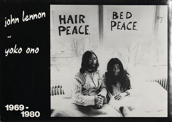 John Lennon, Hair Peace, Bed Peace at Morgan O'Driscoll Art Auctions