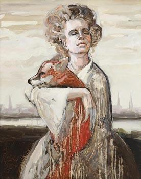 Zane Sutra, Dun Laoghaire Fox at Morgan O'Driscoll Art Auctions