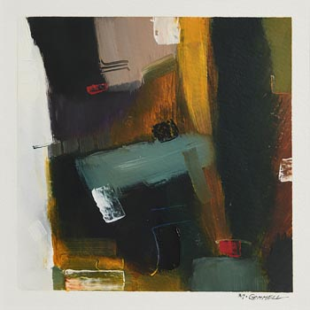 Michael Gemmell, Autumn Colours at Morgan O'Driscoll Art Auctions