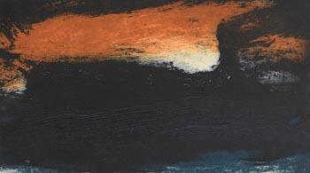 Hughie O'Donoghue, Plassi 5 (2008) at Morgan O'Driscoll Art Auctions