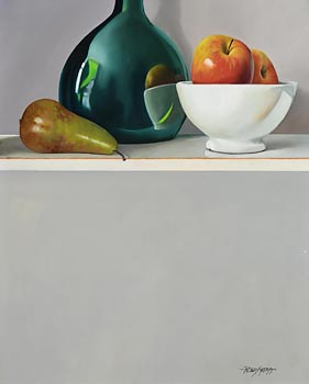 Peter Kotka, Apples and Pears at Morgan O'Driscoll Art Auctions