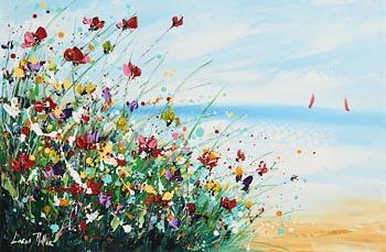 Lorna Millar, Wild Flowers at Morgan O'Driscoll Art Auctions