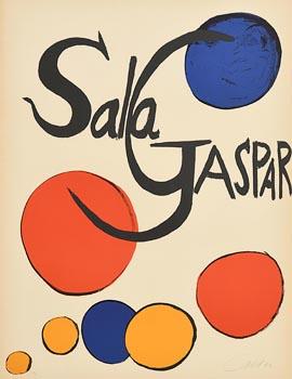 Alexander Calder, Sala Gaspar at Morgan O'Driscoll Art Auctions