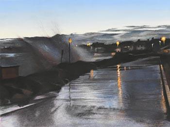 Diana Kingston, Sandycove at Daybreak at Morgan O'Driscoll Art Auctions