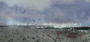 Colin Flack, Evening Mist at Morgan O'Driscoll Art Auctions