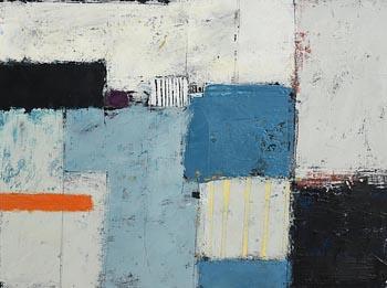 Michael Hales, Vernacular Series (The Dart) at Morgan O'Driscoll Art Auctions