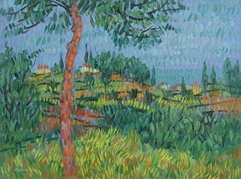 Desmond Carrick, Nerja, Spain at Morgan O'Driscoll Art Auctions