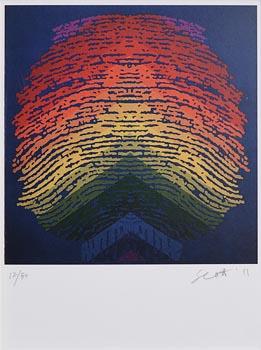 Patrick Scott, Untitled (2011) at Morgan O'Driscoll Art Auctions