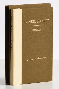 Samuel Beckett, Company at Morgan O'Driscoll Art Auctions