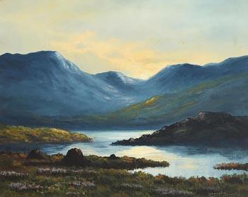 Douglas Alexander, Boglands, Connemara at Morgan O'Driscoll Art Auctions