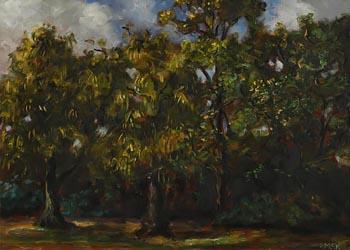 Stephen McKenna, Chestnut and Oak at Morgan O'Driscoll Art Auctions