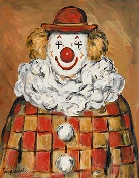 The Clown at Morgan O'Driscoll Art Auctions