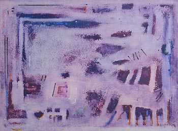 Mike Fitzharris, Enclosed Harbour (1990) at Morgan O'Driscoll Art Auctions