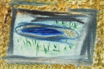Spring Pool (2000) at Morgan O'Driscoll Art Auctions