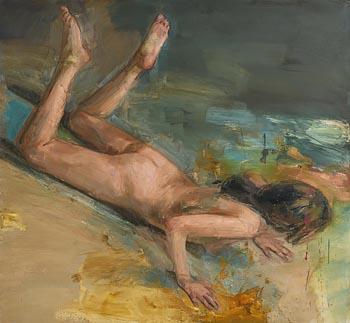 Colin Davidson, Night Painting (2016) at Morgan O'Driscoll Art Auctions